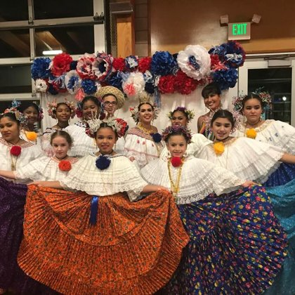 Raices Panamenas Folkloric Dance Group